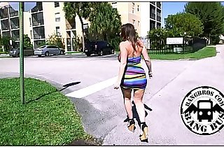 Thick MILF Sara Jay Hunting Cock In Miami