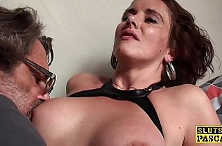 Cunt licked british mature fingers pussy