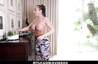 MYLF Thick Mature Milf Hard and Rough With Her Stepson