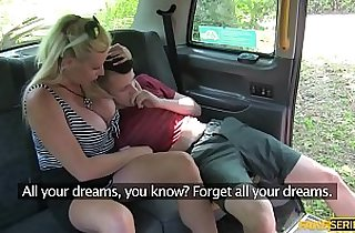 College dude fucked by milf Michelle Thorne