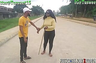 Susan the blind girl got tricked and fucked so hard by a stranger