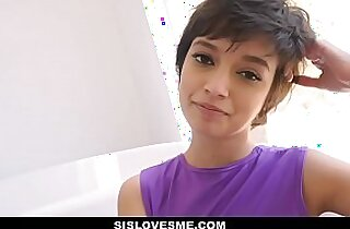 SisLovesMe Seduced and Groped By Stepsis