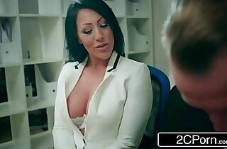 Candi Kayne Gets Fucked By Her Co Worker