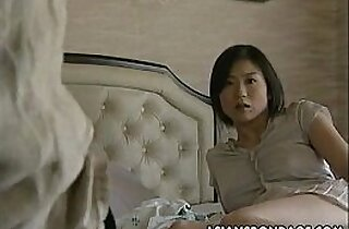Busty Japanese gets bound and screwed hard
