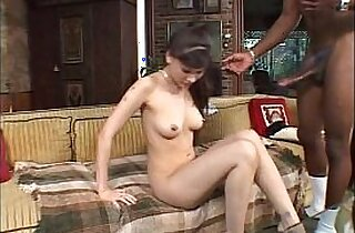 Jade Hsu vs. Mandingo huge black mamba cock tight asian pussy