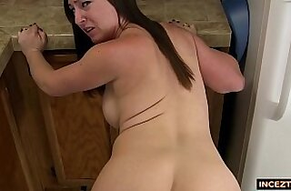 Fucking Your Mom in the Kitchen Mom and Son Fantasy Taboo Kristi
