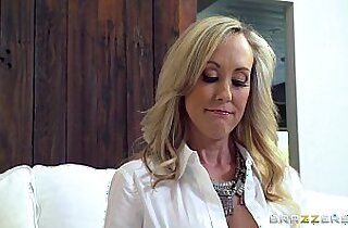 Hot milf Brandi Love gets some young cock