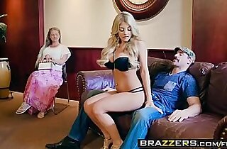 Exxtra Dont Touch Her scene starring Kayla Kayden and Charles Dera
