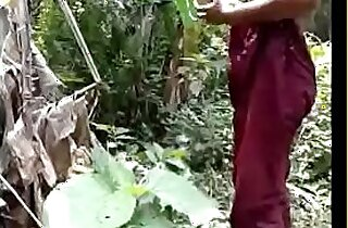 desi village girl getting fucked by neighbor in forest